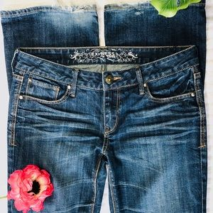 Express Women's Jeans Bootcut Size 6R